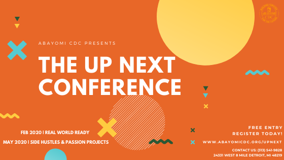 Up Next! is a post-secondary initiative designed to prepare students for success in life, school, and the workplace.  Join the Up Next Conference for highschool students.